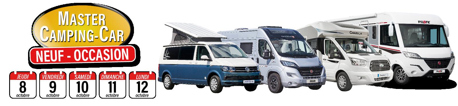 Master Camping car Rouen